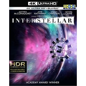 インターステラー<4K ULTRA HD&ブルーレイセット> [Ultra HD Blu-ray]|dss