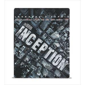 インセプション ブルーレイ スチールブック仕様【数量限定生産】 [Blu-ray]|dss