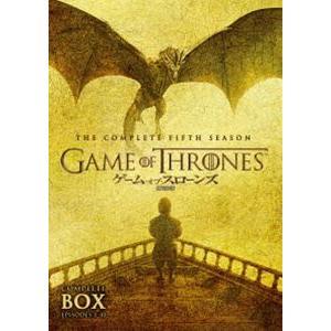 ゲーム・オブ・スローンズ 第五章:竜との舞踏 DVDセット [DVD] dss