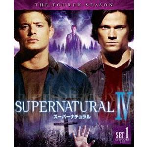 SUPERNATURAL〈フォース・シーズン〉 前半セット [DVD]|dss