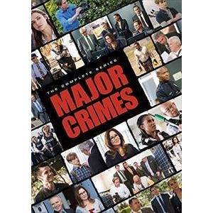 MAJOR CRIMES 〜重大犯罪課〈コンプリート・シーズン〉 [DVD]|dss