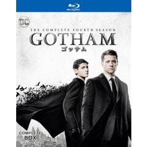 GOTHAM/ゴッサム〈フォース・シーズン〉 ブルーレイ コンプリート・ボックス [Blu-ray] dss