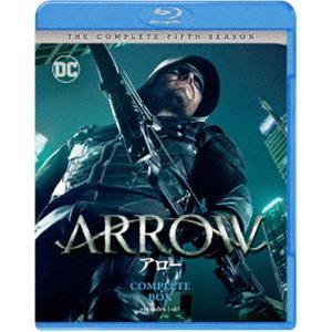 ARROW/アロー〈フィフス・シーズン〉 コンプリート・セット [Blu-ray] dss
