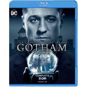 GOTHAM/ゴッサム〈サード・シーズン〉 コンプリート・セット [Blu-ray] dss