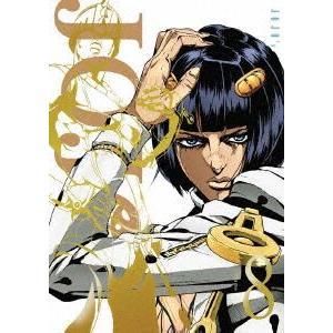 ジョジョの奇妙な冒険 黄金の風 Vol.8<初回仕様版> [DVD]|dss