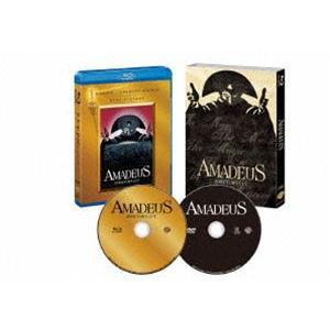アマデウス 日本語吹替音声追加収録版 ブルーレイ&DVD [Blu-ray]|dss