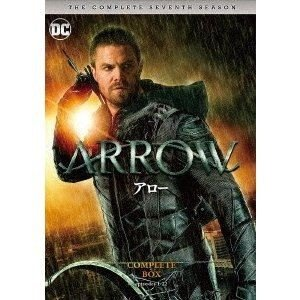 ARROW/アロー〈セブンス・シーズン〉 DVD コンプリート・ボックス [DVD] dss