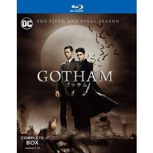 GOTHAM/ゴッサム〈ファイナル・シーズン〉 ブルーレイ コンプリート・ボックス [Blu-ray] dss
