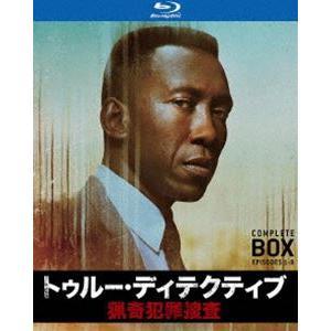トゥルー・ディテクティブ 猟奇犯罪捜査 ブルーレイ コンプリート・ボックス [Blu-ray]|dss