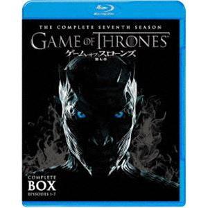ゲーム・オブ・スローンズ 第七章:氷と炎の歌 コンプリート・セット [Blu-ray] dss