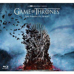 ゲーム・オブ・スローンズ<第一章〜最終章> ブルーレイ コンプリート・シリーズ(初回限定生産) [Blu-ray] dss
