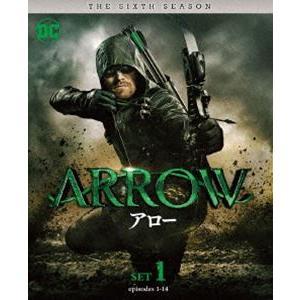 ARROW/アロー〈シックス・シーズン〉 前半セット [DVD] dss