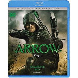 ARROW/アロー〈シックス・シーズン〉 コンプリート・セット [Blu-ray] dss