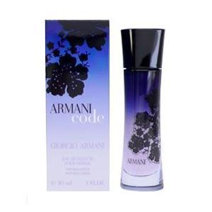 アルマーニ コード プールファム EDP SP (女性用香水) 30ml|dss