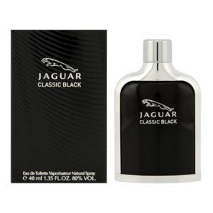ジャガー クラシック ブラック EDT (男性用香水) 40ml|dss