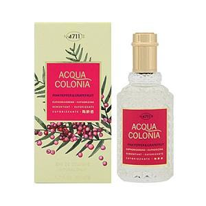 4711 アクアコロニア ピンクペッパー&グレープフルーツ EDC (男女兼用香水) 50ml|dss