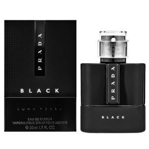プラダ ルナロッサ ブラック EDP SP (男性用香水) 50ml|dss