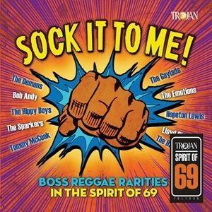 輸入盤 VARIOUS / SOCK IT TO ME: BOSS REGGAE RARITIES IN THE SPIRIT OF '69 [LP]|dss