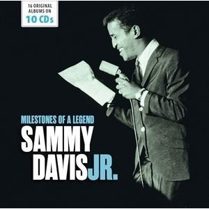 輸入盤 SAMMY DAVIS JR. / MILESTONES OF A LEGEND [10CD]|dss