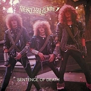 輸入盤 DESTRUCTION / SENTENCE OF DEATH [CD]|dss