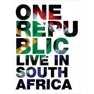 輸入盤 ONEREPUBLIC / LIVE IN SOUTH AFRICA [DVD]|dss