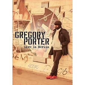 輸入盤 GREGORY PORTER / LIVE IN BERLIN [BLU-RAY]|dss