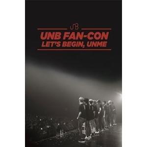 輸入盤 UNB / 2018 UNB FA-CON [LET'S BEGIN UNME] DVD [2DVD+CD]|dss