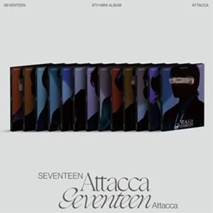 輸入盤 SEVENTEEN / 9TH MINI ALBUM : ATTACCA (CARAT VER.) [CD]|dss