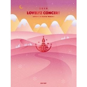 輸入盤 LOVELYZ / 2019 LOVELYZ CONCERT : LOVELYZ IN WINTER WORLD 3 (LTD) [2BLU-RAY]|dss
