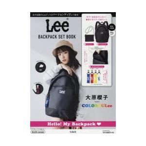 Lee BACKPACK SE ブラック|dss