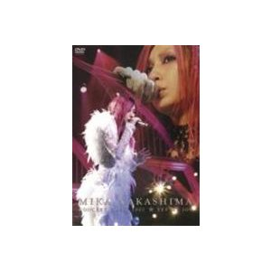 中島美嘉/MIKA NAKASHIMA CONCERT TOUR 2007 YES MY JOY [DVD]|dss