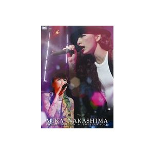 中島美嘉/MIKA NAKASHIMA CONCERT TOUR 2009 TRUST OUR VOICE [DVD]|dss
