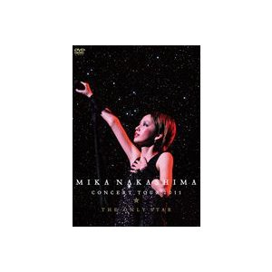 中島美嘉/MIKA NAKASHIMA CONCERT TOUR 2011 THE ONLY STAR [DVD]|dss