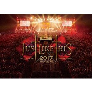 SPYAIR/JUST LIKE THIS 2017(通常盤) [DVD] dss