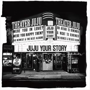 JUJU / YOUR STORY(通常盤) [CD]|dss
