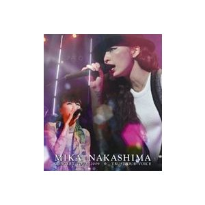 中島美嘉/MIKA NAKASHIMA CONCERT TOUR 2009 ☆ TRUST OUR VOICE [Blu-ray]|dss