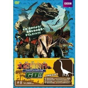 大恐竜時代へGO!! ブラキオサウルスのすべり台 [DVD] dss