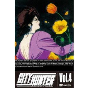 シティーハンター CITY HUNTER Vol.4 [DVD] dss