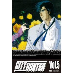 シティーハンター CITY HUNTER Vol.5 [DVD] dss