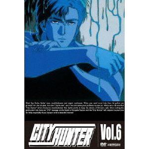 シティーハンター CITY HUNTER Vol.6 [DVD] dss