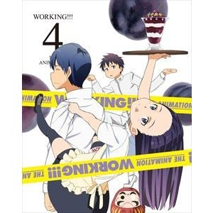 WORKING!!! 4(完全生産限定版) [DVD]|dss