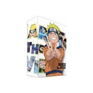 NARUTO THE MOVIES 3in1 SPECIAL DVD-BOX(完全生産限定) [DVD]|dss