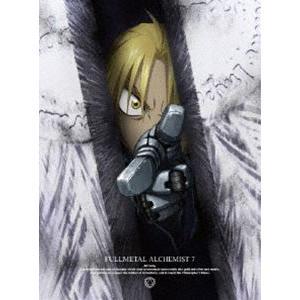鋼の錬金術師 FULLMETAL ALCHEMIST 7(完全生産限定版) [DVD]|dss