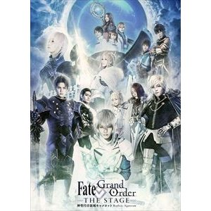 Fate/Grand Order THE STAGE -神聖円卓領域キャメロット-(完全生産限定版) [Blu-ray]|dss