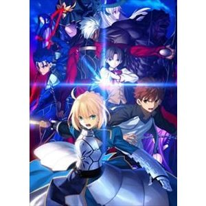 Fate/stay night[Unlimited Blade Works]Blu-ray Disc Box I(完全生産限定版) [Blu-ray]|dss