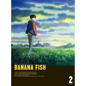 BANANA FISH Blu-ray Disc BOX 2(完全生産限定版) [Blu-ray]|dss