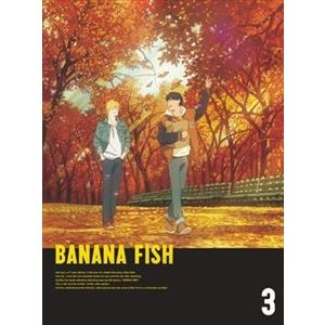 BANANA FISH Blu-ray Disc BOX 3(完全生産限定版) [Blu-ray]|dss