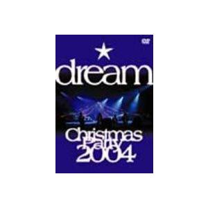 種別:DVD dream 解説:2004年12月23日、24日に行われたクリスマスライブの模様を収録...