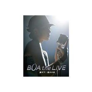 BoA the LIVE 裏ボア…聴かせ系 [DVD]|dss