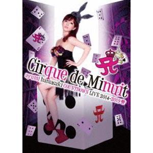 浜崎あゆみ/ayumi hamasaki COUNTDOWN LIVE 2014-2015 A Cirque de Minuit [DVD]|dss